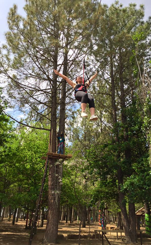 TreeTop Adventure Zip Line 2